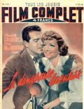 on the cover of Film Complet (France) - October 1948
