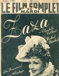 Claudette Colbert on the cover of Le Film Complet (France) - July 1939