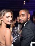 Jay Ellis and Nina Senicar