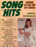 Olivia Newton-John on the cover of Song Hits (United States) - July 1975