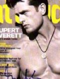 Rupert Everett on the cover of Attitude (United Kingdom) - September 2002