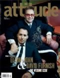 David Furnish on the cover of Attitude (United Kingdom) - December 2007