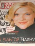 Reese Witherspoon on the cover of Scene (United States) - September 2002