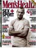 Fredrik Ljungberg on the cover of Mens Health (Italy) - March 2005