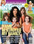 Teresa Giudice on the cover of In Touch Weekly (United States) - June 2011