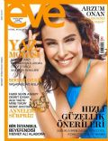 Arzum Onan on the cover of Eve (Turkey) - May 2008