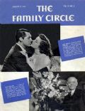 Cary Grant on the cover of Family Circle (United States) - January 1941