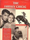 Cary Grant on the cover of Family Circle (United States) - May 1941