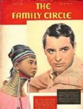 Cary Grant on the cover of Family Circle (United States) - June 1941