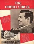 Clark Gable on the cover of Family Circle (United States) - July 1941