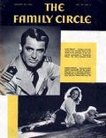 Cary Grant on the cover of Family Circle (United States) - January 1944