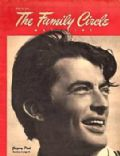 Gregory Peck on the cover of Family Circle (United States) - April 1945