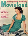 Janet Leigh on the cover of Movieland (United States) - May 1951