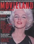 Marilyn Monroe on the cover of Movieland (United States) - November 1962
