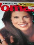 Yasmine Bleeth on the cover of American Woman (United States) - November 1994