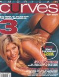 Torrie Wilson on the cover of American Woman (United States) - 2001