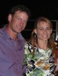 DEANNE BRAY AND TROY KOTSUR - Dating, Gossip, News, Photos