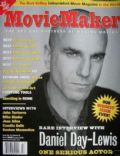 Daniel Day-Lewis on the cover of Moviemaker (United States) - January 2005