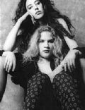 Andrew Wood (singer) and Xana LaFuente