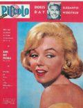 Marilyn Monroe on the cover of Piccolo (Belgium) - November 1960