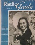 Radio Guide Magazine [United States] (16 April 1938)