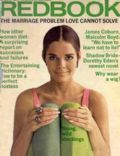 Ali MacGraw on the cover of Redbook (United States) - October 1967
