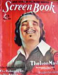 Douglas Fairbanks on the cover of Screen Book (United States) - May 1929