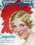 Mary Pickford on the cover of Screen Book (United States) - August 1929