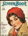 Marian Nixon on the cover of Screen Book (United States) - November 1929