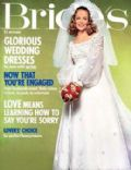 Cybill Shepherd on the cover of Brides (United States) - December 1971