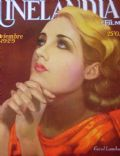 Carole Lombard on the cover of Cinelandia (Argentina) - November 1929