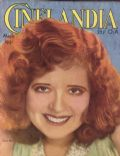 Clara Bow on the cover of Cinelandia (Argentina) - May 1931