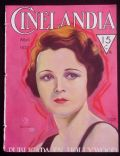 Mary Astor on the cover of Cinelandia (Argentina) - April 1932
