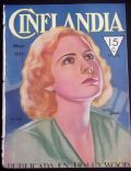 Mae Clarke on the cover of Cinelandia (Argentina) - May 1932
