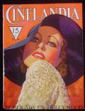 Joan Crawford on the cover of Cinelandia (Argentina) - July 1932