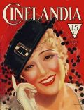 Bebe Daniels on the cover of Cinelandia (Argentina) - January 1933