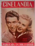 Cinelandia Magazine [Argentina] (July 1938)