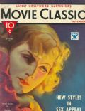 Greta Garbo on the cover of Movie Classic (United States) - November 1933