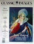 Mary Pickford on the cover of Classic Images (United States) - October 1995