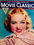 Patricia Ellis on the cover of Movie Classic (United States) - February 1933