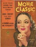 Dolores del Rio on the cover of Movie Classic (United States) - June 1934