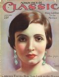 Alice Joyce on the cover of Motion Picture Classic (United States) - January 1927