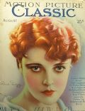 Blanche Mehaffey, Don Reed on the cover of Motion Picture Classic (United States) - August 1927
