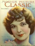 Don Reed, Marian Nixon on the cover of Motion Picture Classic (United States) - December 1927