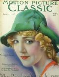 Don Reed, Mildred Davis on the cover of Motion Picture Classic (United States) - April 1929