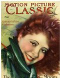Clara Bow, Don Reed on the cover of Motion Picture Classic (United States) - May 1929