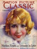 Anita Page, Don Reed on the cover of Motion Picture Classic (United States) - February 1930