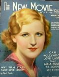Marilyn Miller on the cover of New Movie (United States) - March 1931