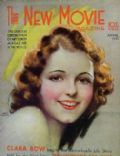 Janet Gaynor on the cover of New Movie (United States) - April 1932