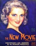 Billie Dove on the cover of New Movie (United States) - May 1932